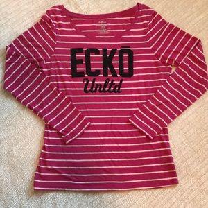 Ecko Unltd long sleeve T-shirt sz X Large